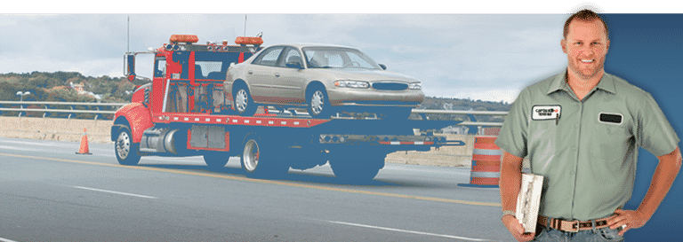 towing services in Dallas